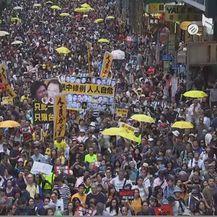 Prosvjed u Hong Kongu (Screenshot: Reuters)1