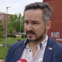 Josip Perić iz Udruge za promicanje prava pacjenata (Foto: Dnevnik.hr)