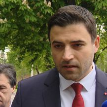 Predsjednik SDP-a Davor Bernardić (Foto: Dnevnik.hr)