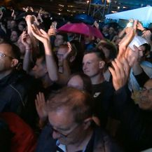 (Ne)Transparentan koncert Simple Mindsa (Foto: Dnevnik.hr) - 1