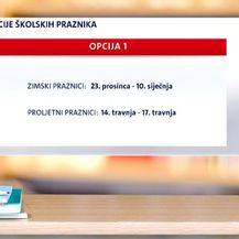 Četiri opcije praznika (Foto: Dnevnik.hr) - 2