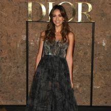 Jessica Alba u haljini modne kuće Dior