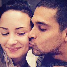 Wilmer Valderrama i Demi Lovato (Foto: Instagram)