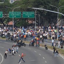 Vojni udar u Venezueli (Foto: AFP) - 4