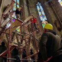 Unutrašnjost Zagrebačke katedrale - 1