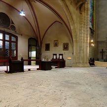 Unutrašnjost Zagrebačke katedrale - 3