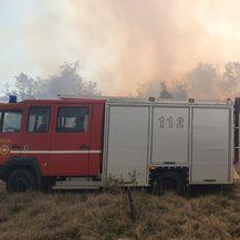 Požar na Viru - 2