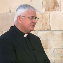 Mons. Mate Uzinić, dubrovački biskup