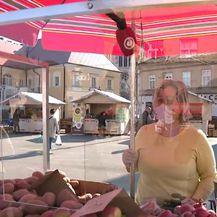 Otvorene tržnice u Zagrebu - 3