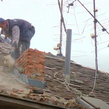 Rušenje s krova