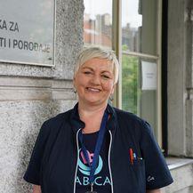 Renata Huzanić radi kao primalja već 28 godina