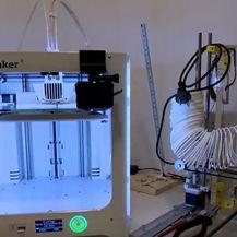 3D printer za dijelove respiratora - 2