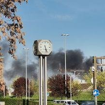 Požar u Zagrebu - 2