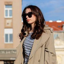 Street style kombinacija sa zagrebačke špice