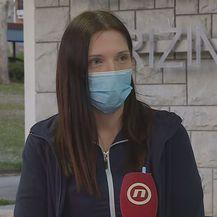Mihaela Pfeifer, glavna sestra Respiratorno-intenzivističkog centra KBC-a Split