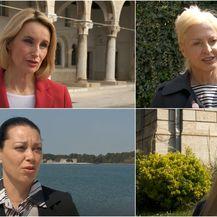 Kandidatkinje za gradonačelnicu Pule - 2