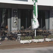 Zatvoren kafić