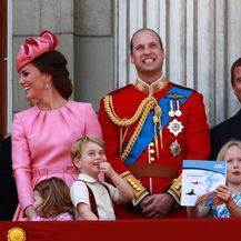 Princ Philip, Kate Middleton i princ William