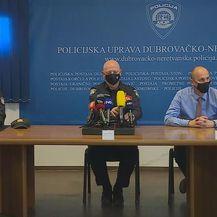 Konferencija za medije PU dubrovačko-neretvanske - 1