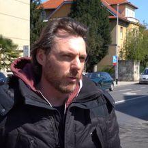 Ognjen Mihovilić, stanar Rakovčeve ulice