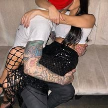 Kourtney Kardashian i Travis Barker - 2