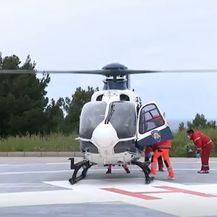 Helikopterska služba Dubrovačko-neretvanske županije - 4