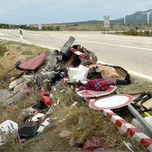 Sve je više prometnih nesreća - 1