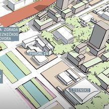Predstavljena vizija obnovljene zone Gredelj - 2