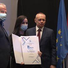 Ministrici Vučković (HDZ) nagrada načelnika Rovišća (HDZ) - 1