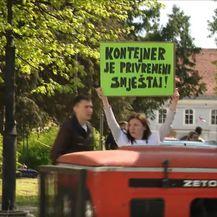 Prosvjed u Petrinji - 3