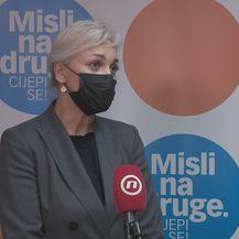 Marija Bubaš, koordinatorica za cijepljenje HZJZ-a