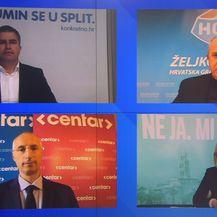 Sučeljavanje kandidata za gradonačelnika Splita - 1