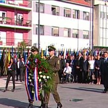 Proslava na tvrđavi (Video: Dnevnik Nove TV)