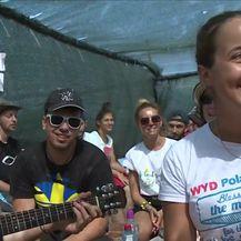Ljeto u duhovnom kampu uz rad i molitvu (Video: Dnevnik Nove TV)