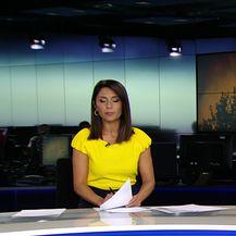 Eksplozija požara u Dalmaciji (VIDEO: Večernje vijesti Nove TV)