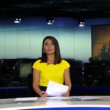 Požar na Mljetu (VIDEO: Večernje vijesti Nove TV)