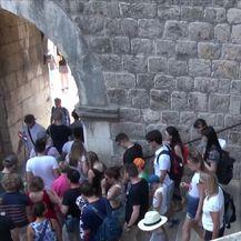 Dubrovački plan - manje posjetitelja s kruzera (Video: Dnevnik Nove TV)