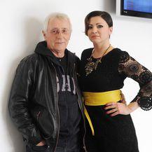 Nina Badrić i Oliver Dragojević (Foto: Davor Visnjic/PIXSELL)