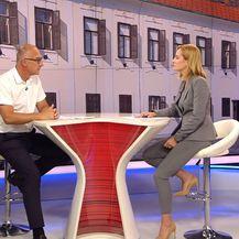 Predsjednik HNS-a Ivan Vrdoljak u Dnevniku Nove TV o potpori HDZ-u i Zdravku Mariću (Foto: Dnevnik.hr) - 2