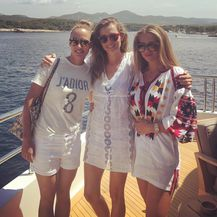 Vanja Modrić, Mirela Forić Srna i Izabel Kovačić (Foto: Instagram)