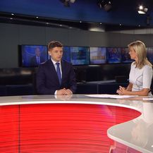 Ministar financija Zdravko Marić gost Dnevnika Nove TV (Foto: Dnevnik.hr) - 1