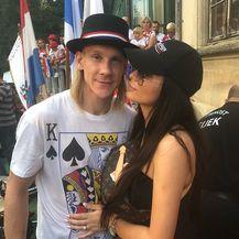 Domagoj i Ivana Vida (Foto: Instagram)