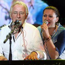 Nina Badrić, Oliver Dragojević (Foto: Goran Jakus/PIXSELL)