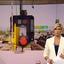Gužve i kolone diljem zemlje (Video: Vijesti u 17h)