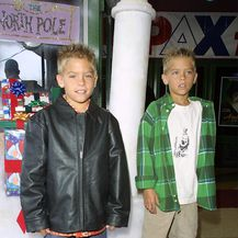 Cole i Dylan Sprouse (Foto: Getty Images)
