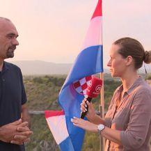 Barbara Štrbac uživo iz Knina o pripremama za obljetnicu Oluje (Foto: Dnevnik.hr) - 3
