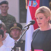 Govori političara na 23. obljetnici Oluje (Video: Vijesti Nove TV)