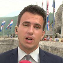 Danijel Roko Režan o ulasku u Knin prije 23 godine (Video: Dnevnik Nove TV)