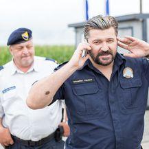 Na granici (Foto: Dnevnik.hr)