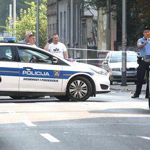 Eksplozija na zagrebačkoj Trešnjevci (Foto: Zarko Basic/PIXSELL) - 3
